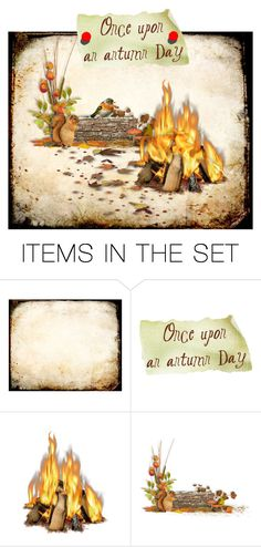 """""""Once upon an autumn Day..."""" by valegarcia-reader ❤ liked on Polyvore featuring art"""