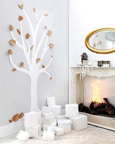 Casa Montada: 10 Árvores de Natal para Você Fazer!
