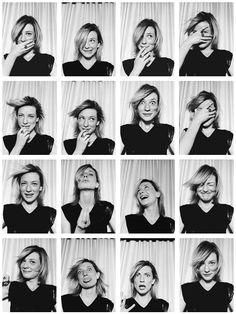 Cate Blanchett, got to love her!