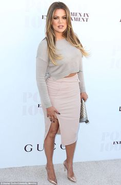 Love khloe's style