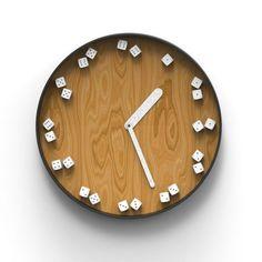 Uhren, Wanduhren Ideen für Kinderzimmer und Jugendzimmer. Einrichtung und Dekoration Mädchen Girls Kinderzimmer. DIY Möbel und Tapeten. #WoodworkingClocks