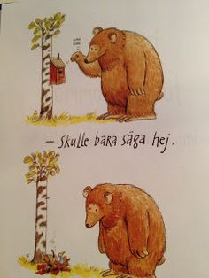 Muulin: Istället för en Blomma Swedish Quotes, Proverbs Quotes, Typography Prints, Animal Drawings, Animals And Pets, Winnie The Pooh, Wise Words, Childrens Books, Favorite Quotes