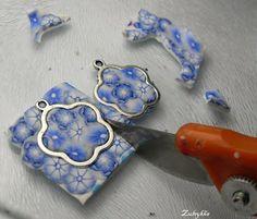 Zuleykha's polymer clay: polymer clay tutorial