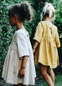 Handmade Linen & Cotton Dresses | EmmiesRoom on Etsy