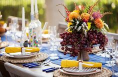 Inside a Hamptons Stylesetter's Gorgeous Fall Dinner Party – One Kings Lane — Our Style Blog