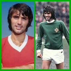 George Best. Greatest of them all.