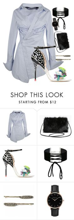 """""""They don't understand"""" by vri0t ❤ liked on Polyvore featuring Jacquemus, Torrid, Sophia Webster, Miss Selfridge, LC Lauren Conrad and Topshop"""
