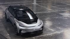 Faraday Future launches its first electric car - the FF 91 - http://www.bmwblog.com/2017/01/04/faraday-future-launches-first-electric-car-ff-91/