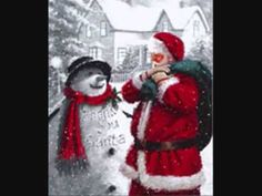 Gene Autry 'Frosty The Snowman' - YouTube Popular Christmas Songs, Christmas Videos, Christmas Tunes, Favorite Christmas Songs, Christmas Movies, Christmas Carol, Christmas Pictures, Christmas Holidays, Xmas Music