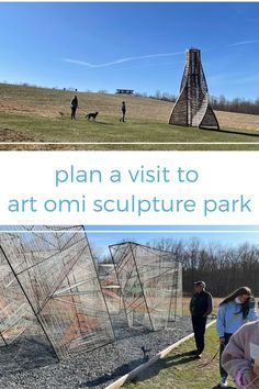 Art Omi is a great family day trip to get culture and fresh air at this cool 120-acre architecture park and gallery. Best Places To Travel, Places To Go, Family Day, Travel With Kids, Day Trip, Acre, Ski, Culture, Fresh