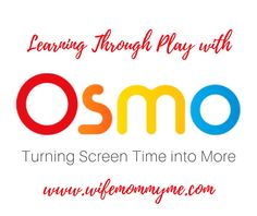 {AD} I have never shied away from the fact that we are a screen time using family. When looking for ways to make screen time more educational, we've been using Osmo and we couldn't love it more. Let me share with you what we are loving about their Pizza and Co. game.