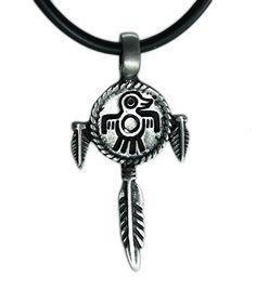 Buy Dream Catcher, Pewter, Biker, Exotic, 18th, Charmed, Pendants, Symbols, Boho