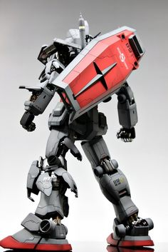 PG 1/60 RX-78-2 Gundam Modeled by Suny Buny CLICK HERE TO VIEW FULL POST...