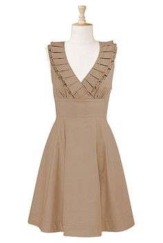 Love this one too, and we can add sleeves and make it any length we need