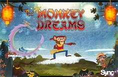 Monkey Dreams-Experience the dreams of a sleepy monkey helping him get some rest by flying him through a beautifully imagined dreamscape, available FREE for iPhone, iPad and Android