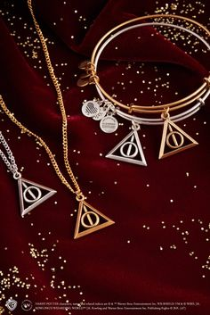 Find your magic with the HARRY POTTER Collection. ⚡️ #DeathlyHallows #HarryPotter
