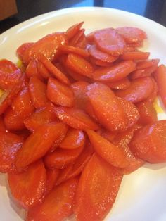Cousins Cooking It Up: Honey Glazed Carrots