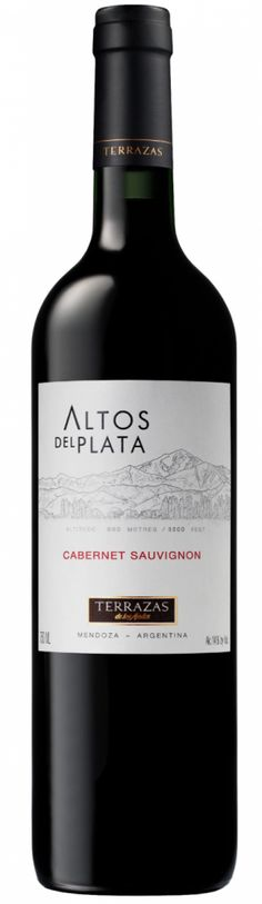 Altos Del Plata Cabernet Sauvignon 2014 6607