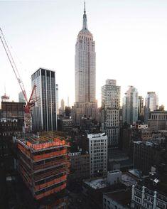 #newyork #newyorkcity #empirestatebuilding #nyc #photography