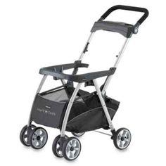 Chicco® KeyFit Caddy Lightweight Aluminum Infant Car Seat Carrier Stroller
