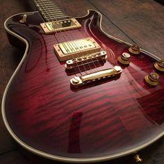 Knaggs Guitars  Steve Stevens SSC Indian Red