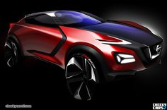 Nissan Gripz Concept pics 2015, images and video / Crossover Concept Car 2016 photos - Car videos and images / new car prices - cheekycars7.com