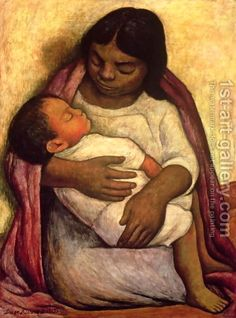 pintura mexicana indigena - Buscar con Google