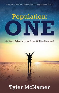 Book is written by a young man with autism