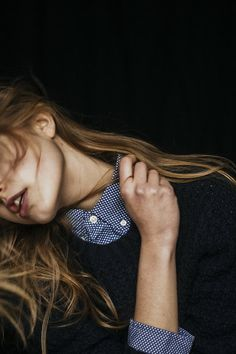 Undine Silmane by Romain Pivétal Fashion Mode, Womens Fashion, Net Fashion, Style Fashion, Fashion Outfits, Carlson Young, Moda Casual, Models, Looks Style