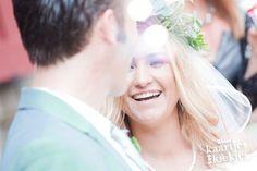 Van Kaartjes tot Kiekjes is trouwfoto van de week op www.huwelijk.nl.