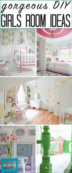 Great Girls Room Ide