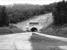 "Abandoned Pennsylvania Turnpike, Slide Show  Pt. 3 of 3: ""The Road"""