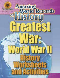 World War 2 Primary Resources