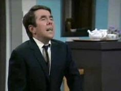 "Ronnie Barker and Ronnie Corbett as The Two Ronnies in this hilarious sketch of ""Opticians"""