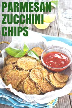 Did you know that zucchinis are over 90% water? Do you know what that means? They are naturally hydrating and low calorie! Because of this, I love finding new ways to cook and eat zucchini. This recipe is one of my faves. The parmesan and bread crumbs form a delicious coating, and make these low cal vegetables crunch with flavor. Try dipping them in some salsa or marinara sauce for a perfect summer snack.