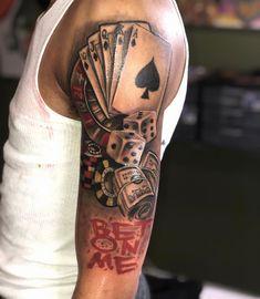 Money Rose Tattoo Elegant Bet Me Tattoo Eye Catching Tattoos for Guys Geld Rose Tattoo Elegant Bet Me Tattoo Eye. Dope Tattoos, Black Men Tattoos, Tattoos Arm Mann, Torso Tattoos, Forarm Tattoos, Gesundheits Tattoo, Forearm Tattoo Quotes, Small Forearm Tattoos, Forearm Sleeve Tattoos