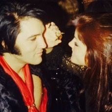 "takingcare-of-business: ""My favourite photos of Elvis and Priscilla Presley """