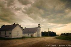 Christian Church, Wonsevu, Kansas, Dave Leiker