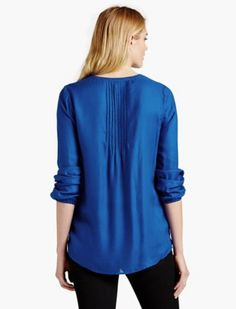 Pleated Tunic | Lucky Brand