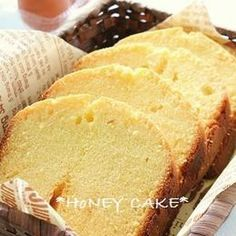 Just put the ingredients in your bread machine! Use pancake mix and fresh eggs for a golden yellow pound cake.