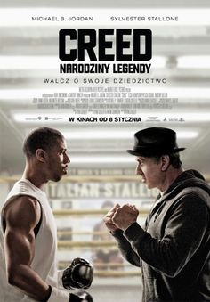 New trailer, featurette and posters for CREED starring Michael B. Jordan and Sylvester Stallone. Drama Movies, New Movies, Good Movies, Movies Online, Movies And Tv Shows, Rocky Balboa, Sylvester Stallone, Rocky 7, Movie Posters