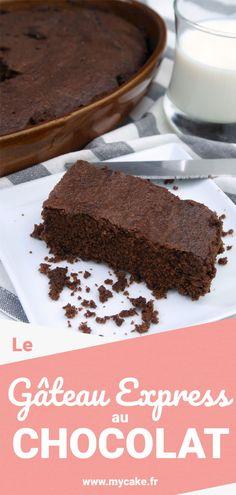 Cake Chocolat, Ainsi, Desserts, Food, Ideas, Cooking Recipes, Chocolate Fondant, Tailgate Desserts, Deserts