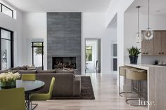 Transitional Hinsdale Abode with Neutral Interior Palette | LuxeSource | Luxe Magazine - The Luxury Home Redefined