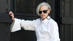 "With regards to fashion for women over 60, few people are as influential as Lyn Slater, the Accidental Icon. In her articles, she argues that clothing is more than just adornment – it is an expression of our individuality. I couldn't agree more! In this video, we discuss why every older woman should own a ""white shirt."" As you will see, this term is actually much more complex than it appears on the surface... Read More"