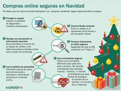 Se estima que estas Navidades el 66% de los usuarios hagan sus compras en Internet. En estas fechas, las ventas en la red se duplican respecto a otros meses, al igual que la actividad de los cibercriminales. Kaspersky Lab, la mayor compañía antivirus de Europa, nos ofrece 10 consejos para comprar online de forma segura.