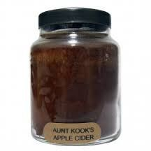 Aunt Kook's Apple Cider - Baby Jar 6oz