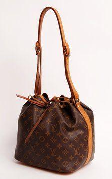 Louis Vuitton Petit Noe Tote in Brown
