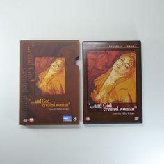 Et Dieu... créa la femme (And God Created Woman) DVD [Korea Edition, Slip Cover]