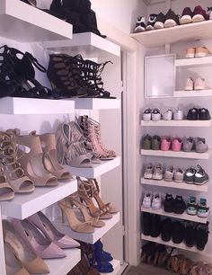 I need a bigger storage space that that for my shoes!!!!