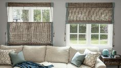1000 Ideas About Woven Shades On Pinterest Wood
